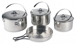 Набор посуды Tatonka Family Cook Set L